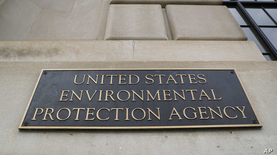 FILE - The Environmental Protection Agency (EPA) Building is shown in Washington
