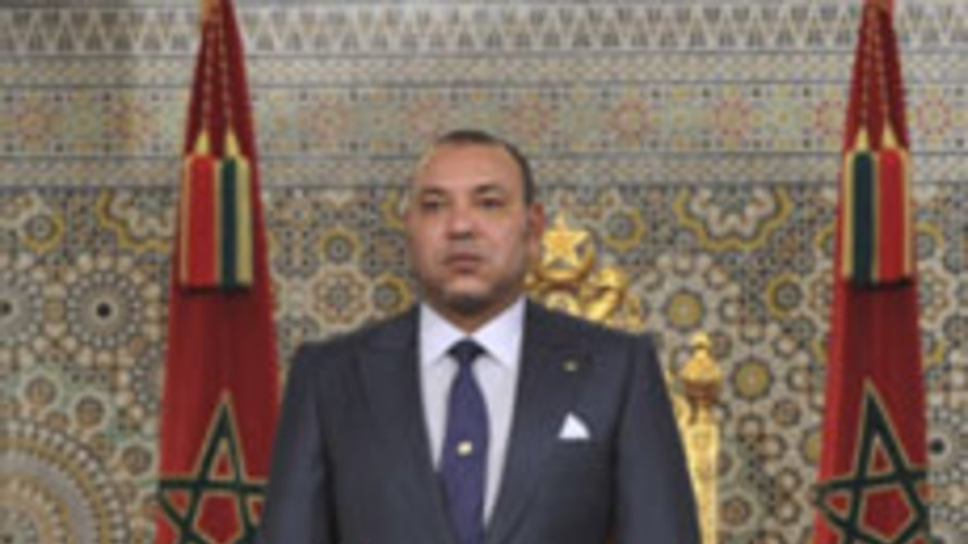 Morocco's King Mohammed VI (file photo)