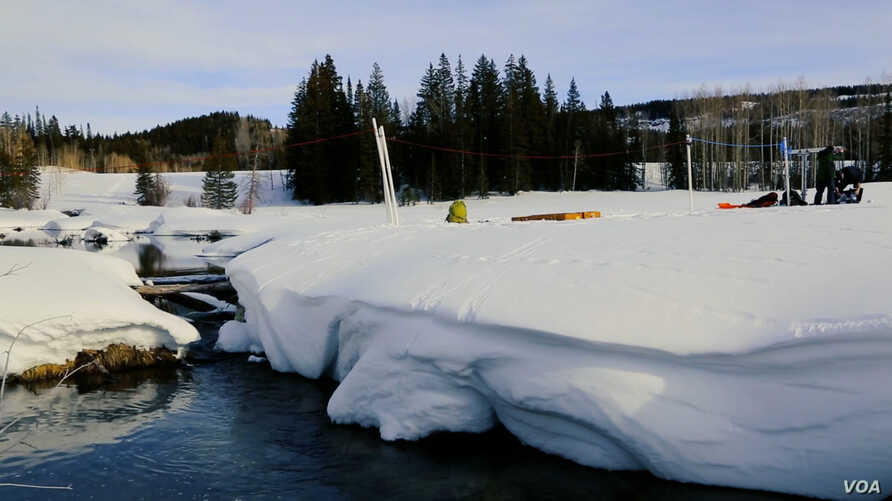 Melting from winter snowpack is crucial for filling reservoirs, irrigating crops and providing drinking water.