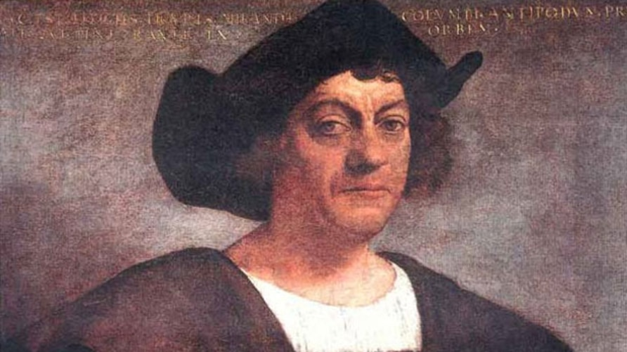 Christopher is credited with discovering the Americas in 1492