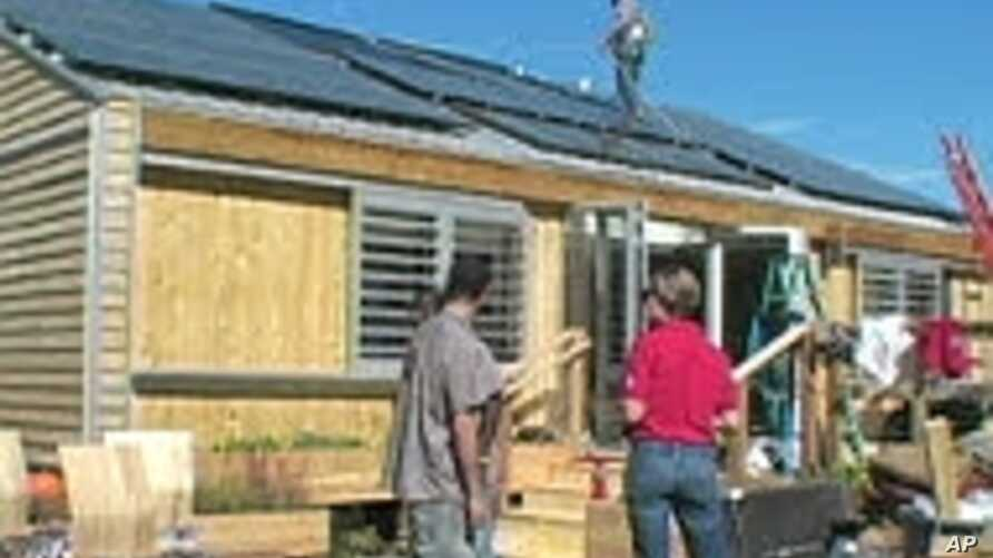 Solar Decathlon Showcases Solar-Powered Homes