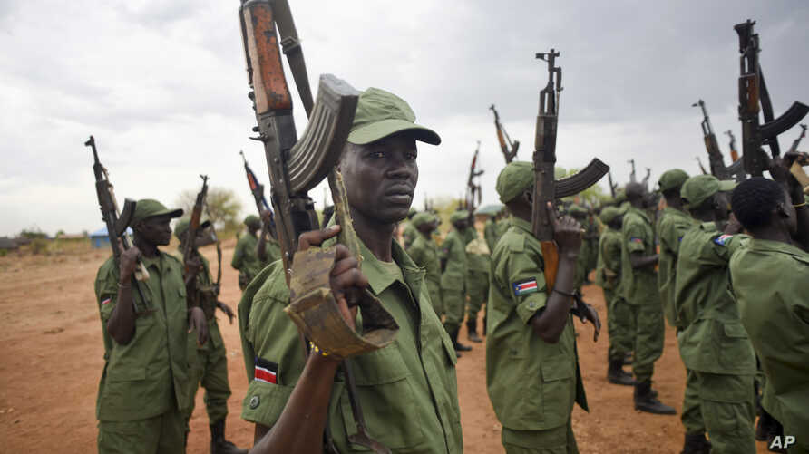 South Sudan Rebels Return