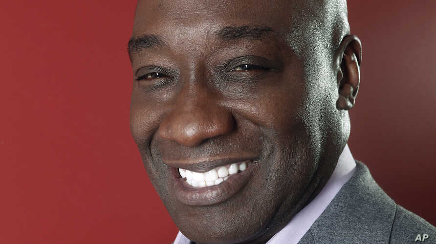 This Wednesday, Jan. 11, 2012 photo shows actor Michael Clarke Duncan in New York.