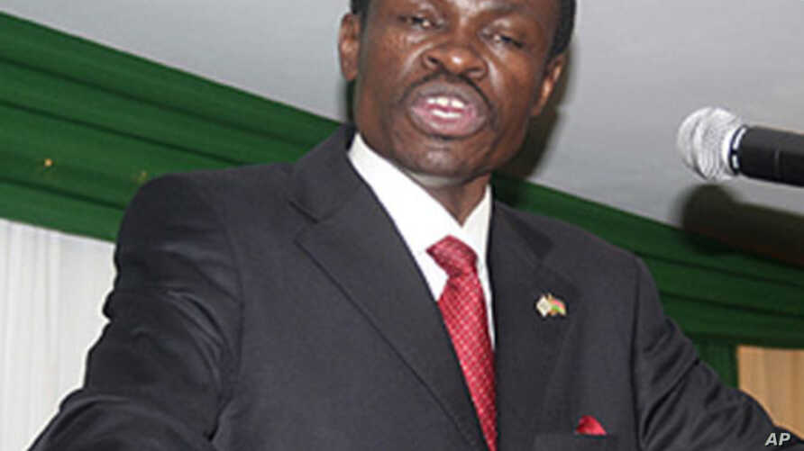 PLO Lumumba, director of Kenya's Anti-Corruption Commissio