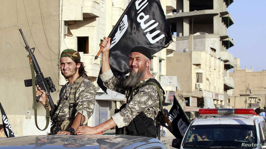 Terrorist Group is Fusion of a Quasi-State, Radical Islam | Voice ...