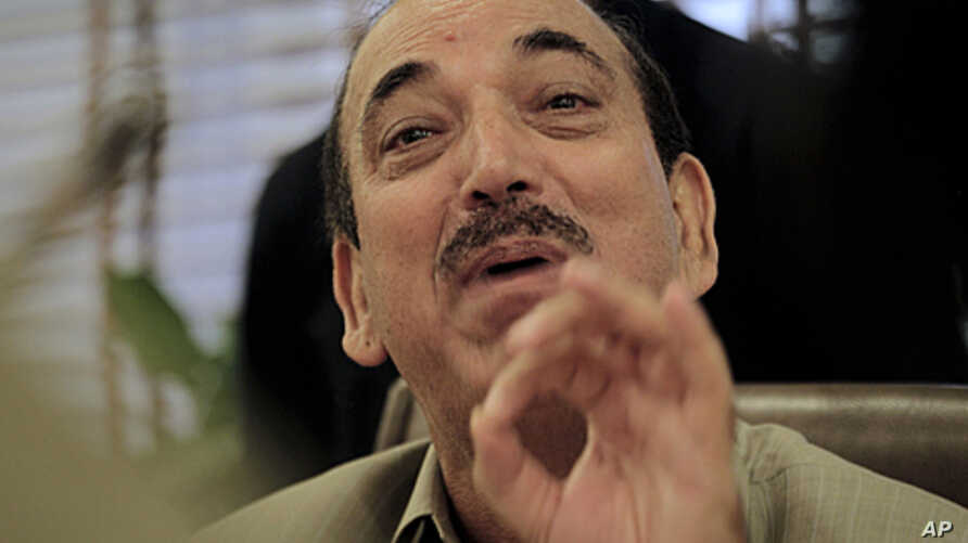 Indian Health Minister Ghulam Nabi Azad speaks during a press conference in New Delhi, India, July 5, 2011