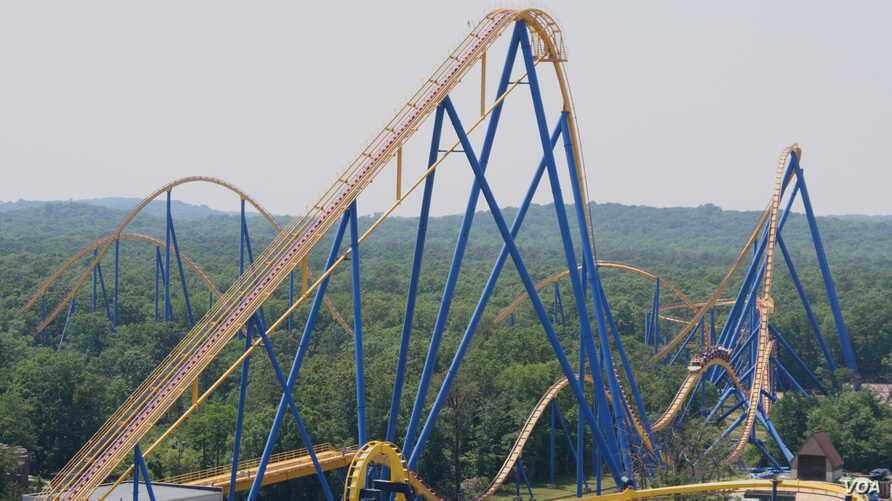 A new study claims riding a roller coaster can help pass painful kidney stones.