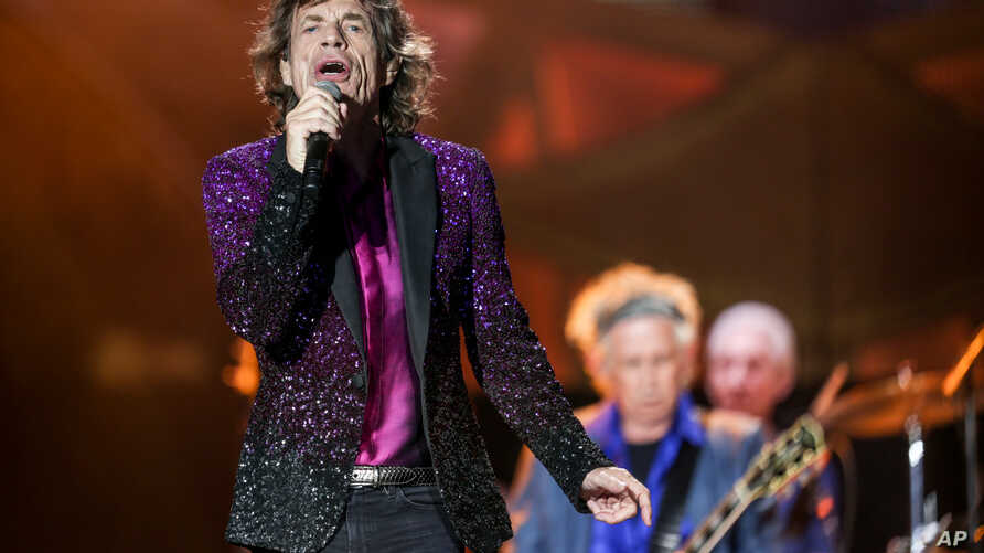 The Rolling Stones In Concert - San Diego, CA