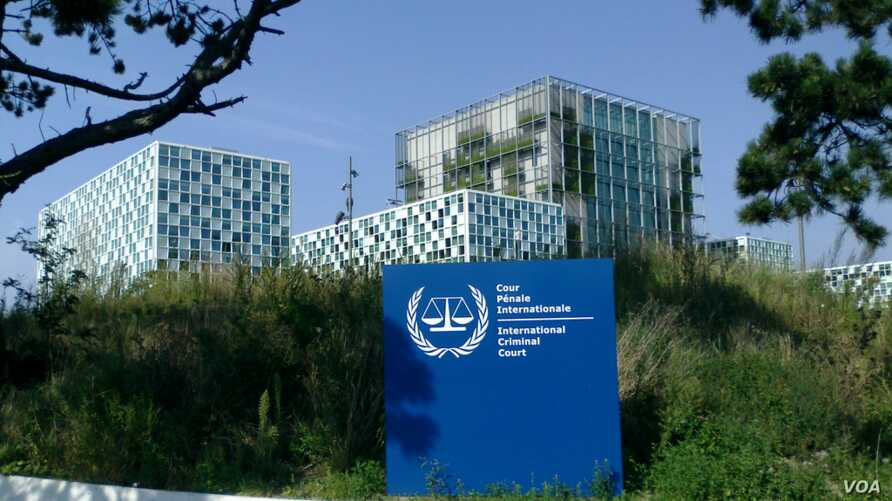 The International Criminal Court, The Hague.