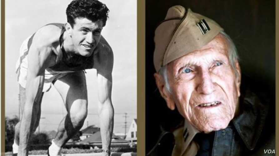 In Loving Memory of Louis Zamperini  1917-2014. (Photo courtesy Universal Pictures)