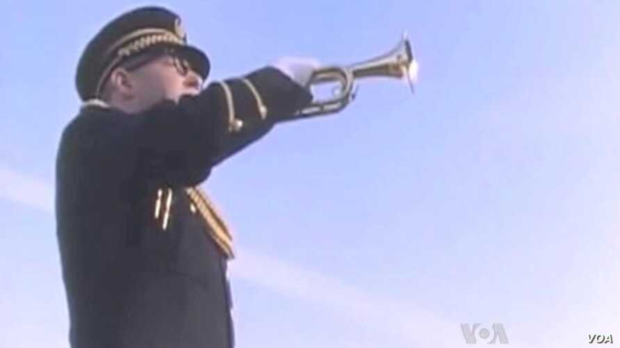 Bugler at President Kennedy's Funeral Remembered 50 Years Later