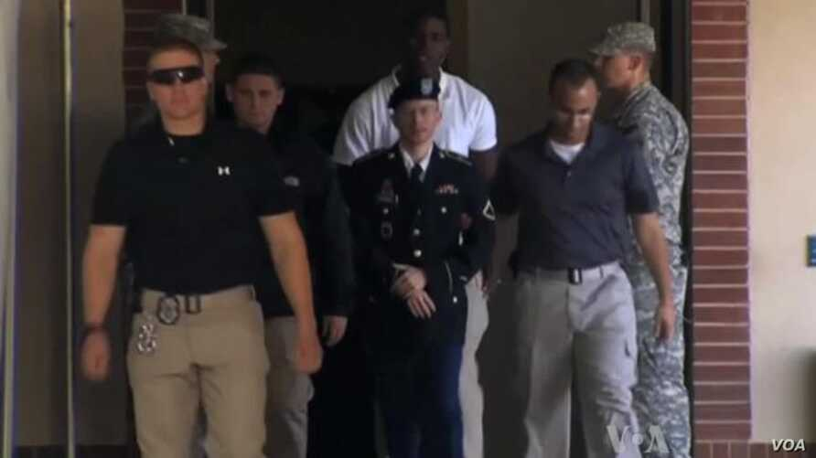 Bradley Manning Sentenced To 35 Years For Espionage