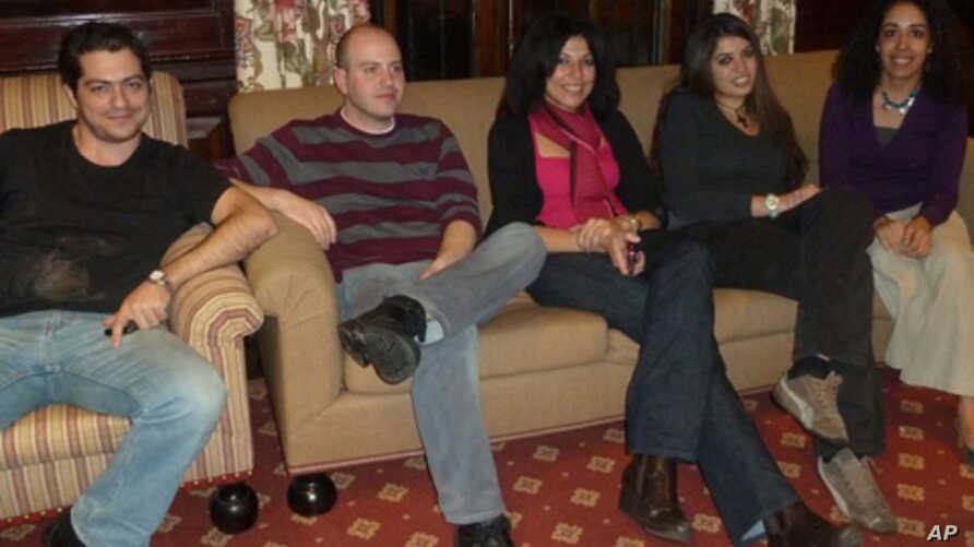 For these Middle Eastern students at International House in New York,  the events in Egypt could have a lasting impact.