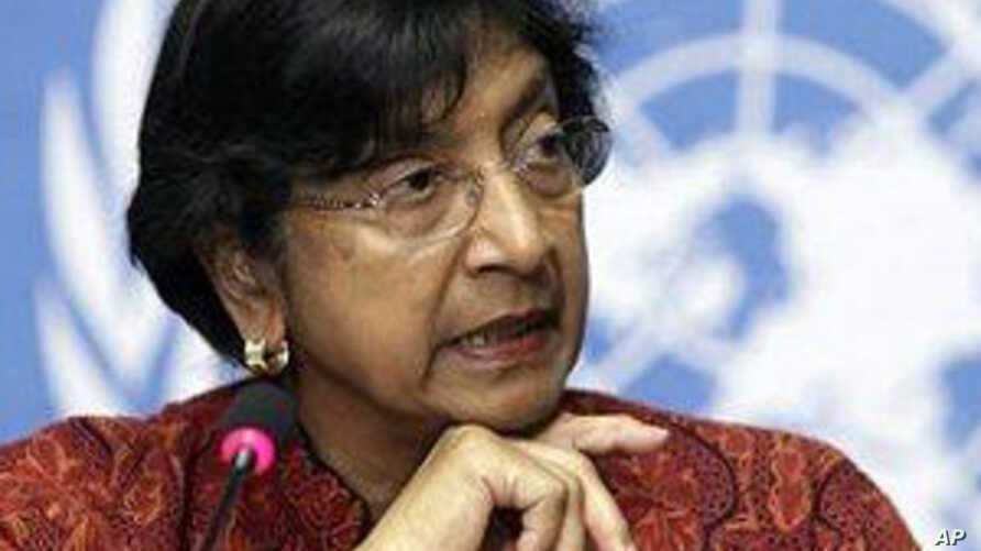 UN Human Rights Chief Welcomes Release of Aung San Suu Kyi