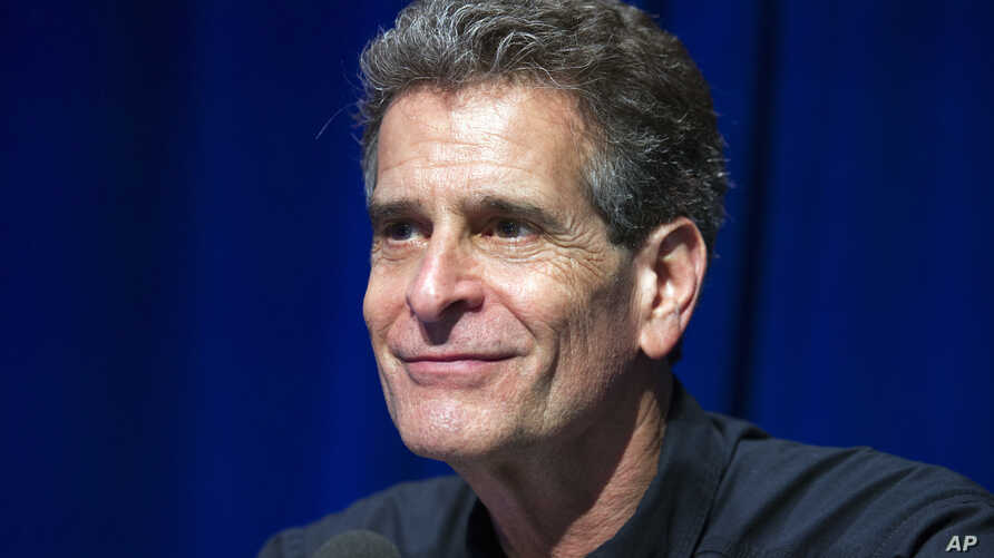 FILE - Dean Kamen, inventor of the Segway personal transporter and other devices, will lead the Advanced Regenerative Manufacturing Institute in Manchester, N.H.