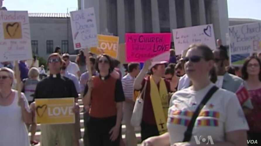 Employment Protections for Gays Expected to Pass US Senate