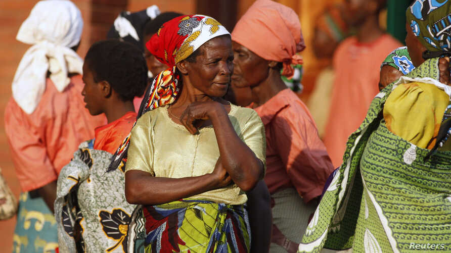Malawian women, (File photo).