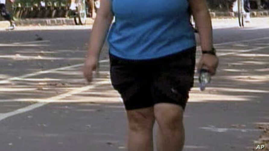 The World Health Organization says by the year 2015, more than two billion adults will be overweight and 700 million will be classified as obese.