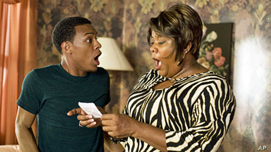 """BOW WOW as Kevin Carson and LORETTA DEVINE as Grandma in Alcon Entertainment's comedy """"LOTTERY TICKET,"""" a Warner Bros."""