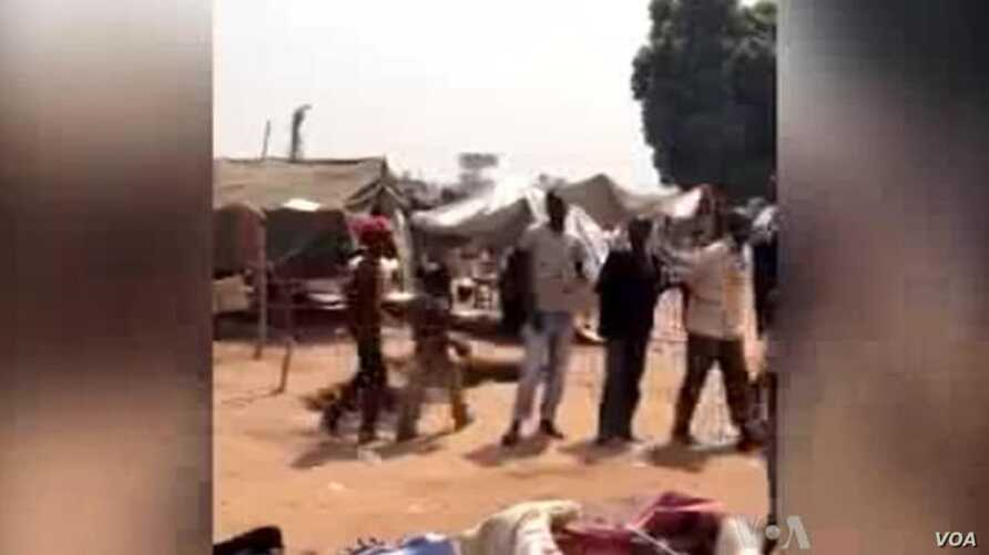 Bangui: Awash in Desperation and Fear