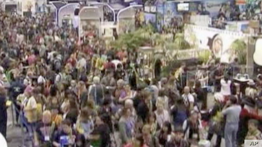 Thousands are attending this year's Comic Con in San Diego.