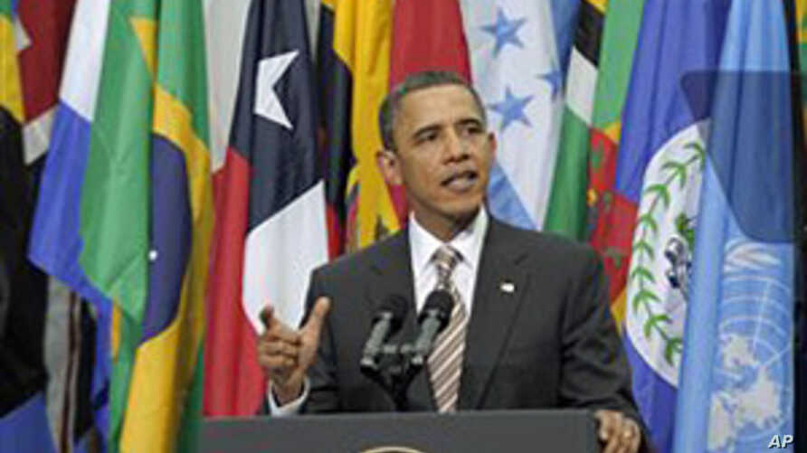 Obama Proposes New Equal Partnership for the Americas