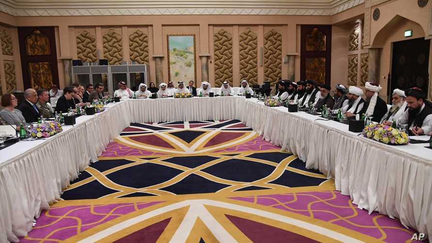Afghanistan Peace Talks