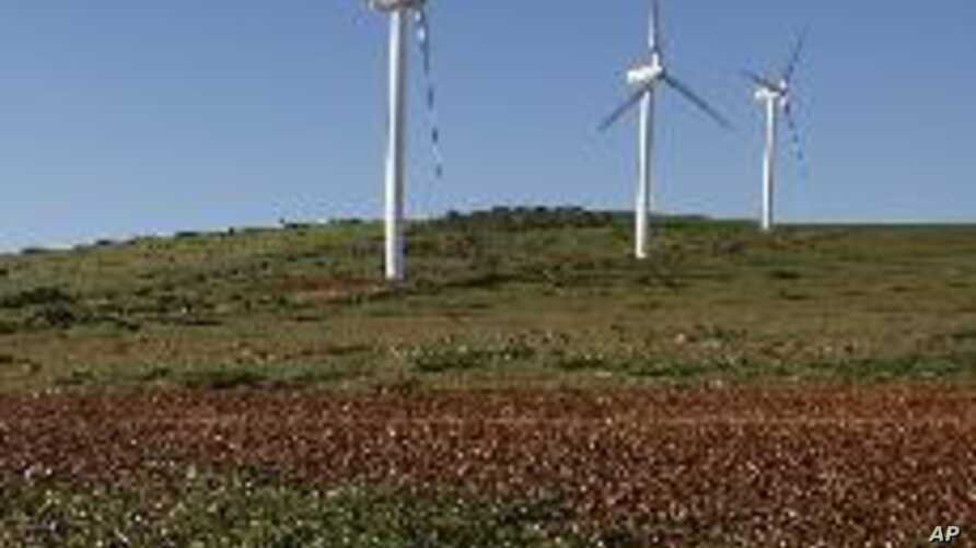 Africa's Future, Blowing in the Wind
