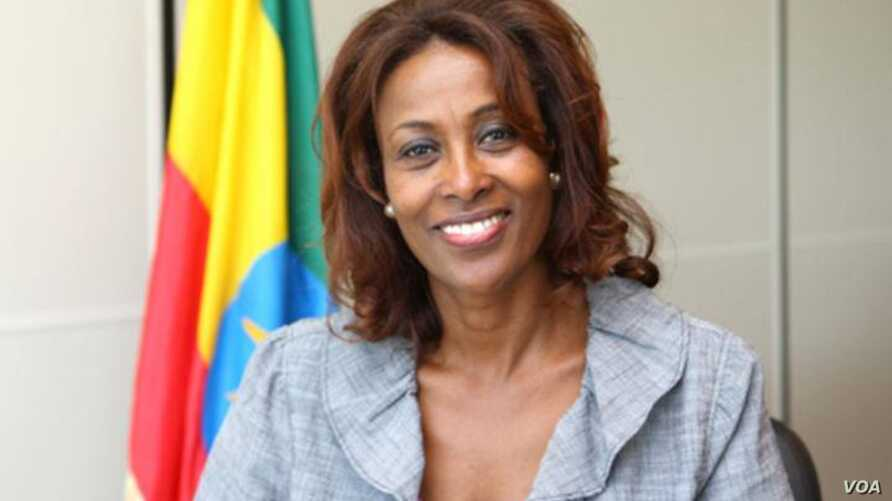 Meaza Ashenafi is the first woman in Ethiopia's history to lead the Supreme Court