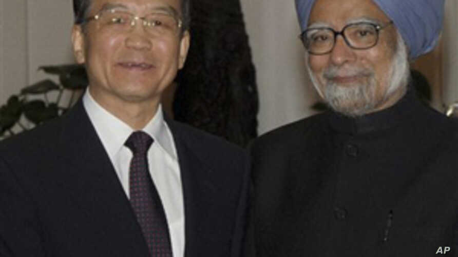 Chinese Premier Vows Cooperation on Sensitive Issues With India