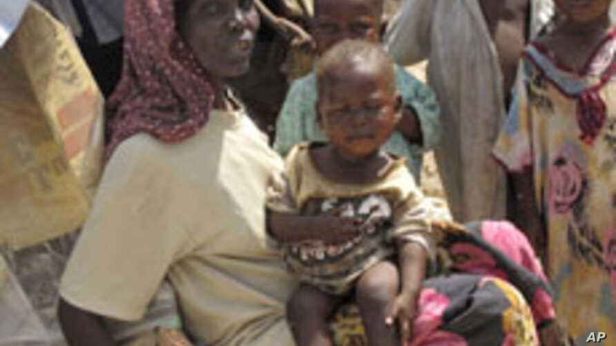 World Food Program Begins Relief Flights to Somalia