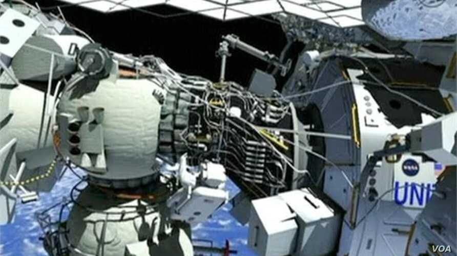 US, Japanese Astronauts Space Walk to Conduct ISS Maintenance