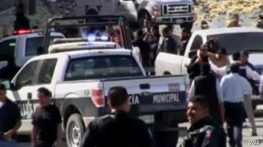 Mexican Sweets Factory Explodes; At Least 1 Killed