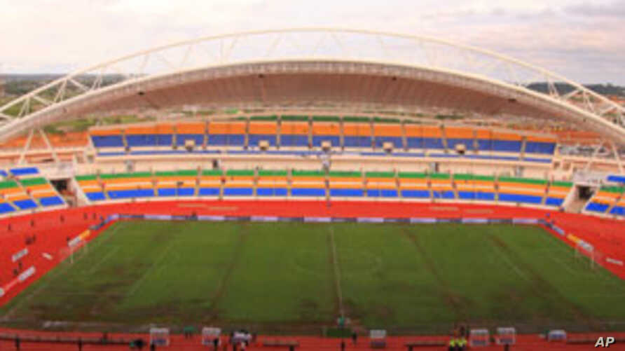 Gabon 'Ready' to Co-Host African Nations Cup