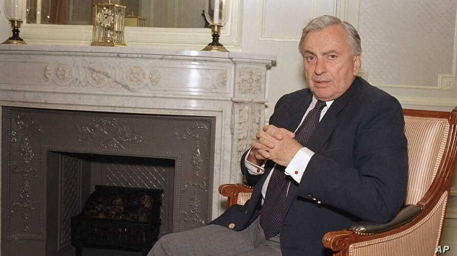 Gore Vidal (1987 file photo)