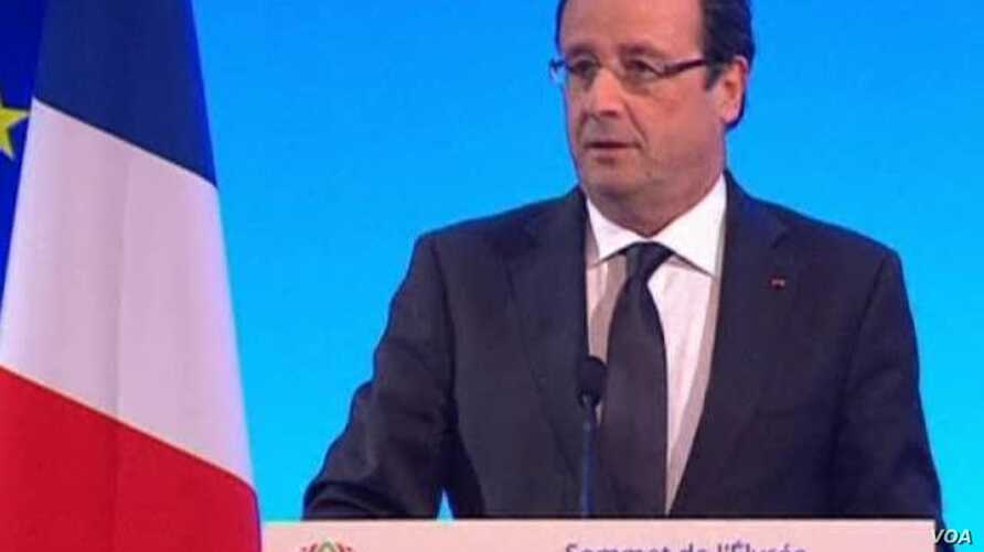 France to Double Trade with Africa Over Next Five Years