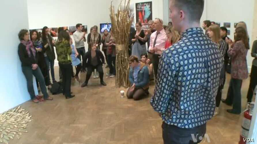 Students Celebrated in Special Art, Photography, Design Exhibit