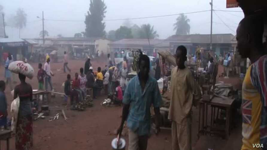 Inside Central African Republic's Silent Health Crisis