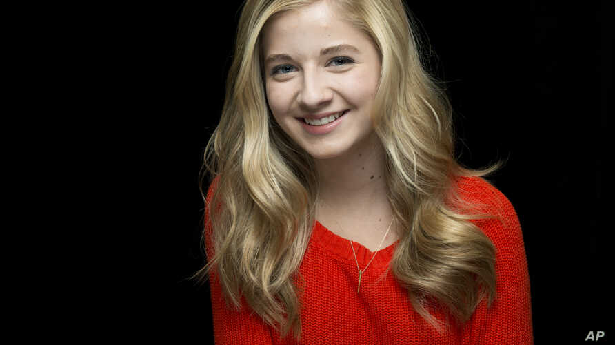 """Singer Jackie Evancho, who wowed audiences at age 10 on NBC's """"America's Got Talent,"""" will sing the U.S. national anthem at the inauguration of President-elect Donald Trump."""