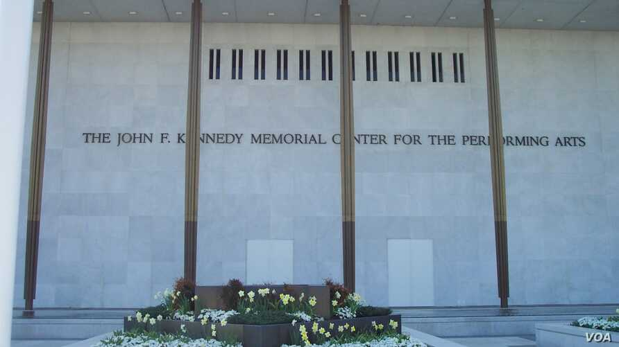The John F. Kennedy Center for Performing Arts in Washington, D.C.