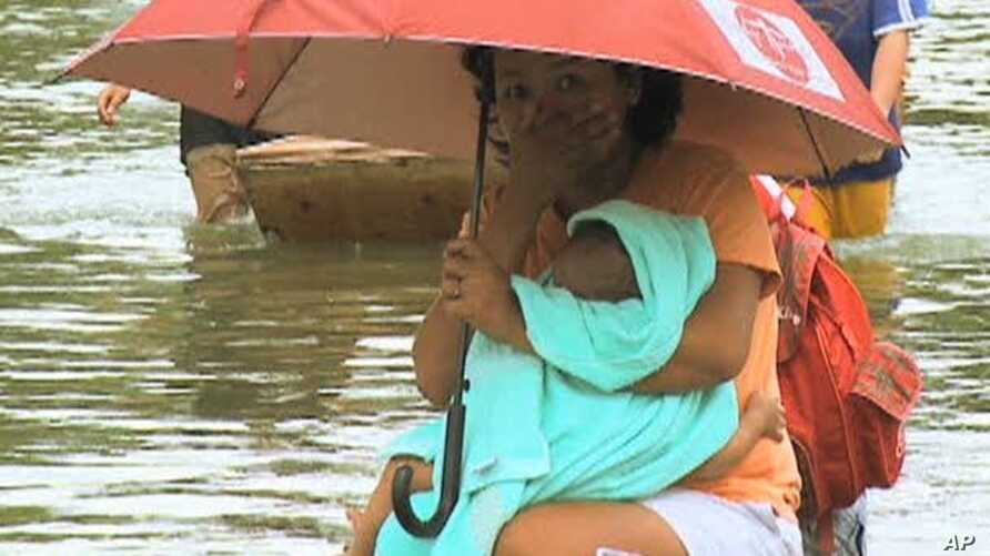 Southeast Asia Faces Rising Risks From Severe Weather