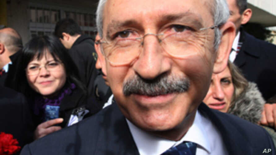 Turkish Opposition Party Focused on Changing Public Image Before Election