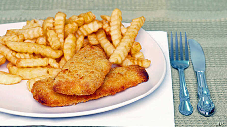 A government-funded study suggests eating fried fish might lead to an increased risk of stroke for people in the southeastern United States.