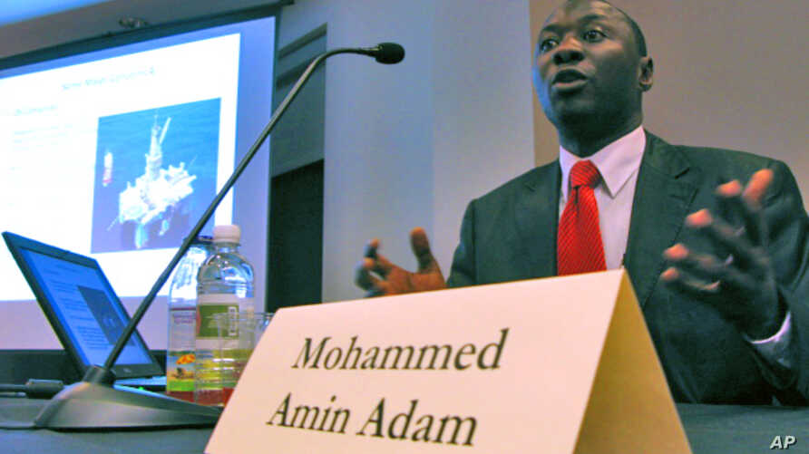 Civil society advocates are calling for more transparency in oil revenue