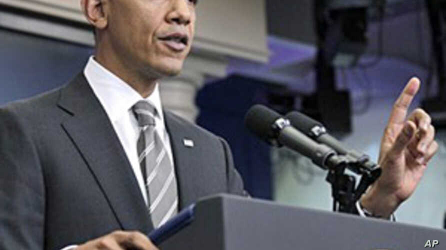 Obama Defends Tax Compromise With Republicans
