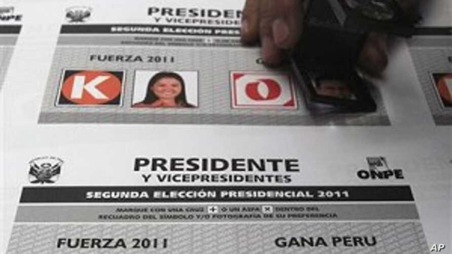 Poll: Daughter of Former President Narrows Gap Ahead of Peru Election
