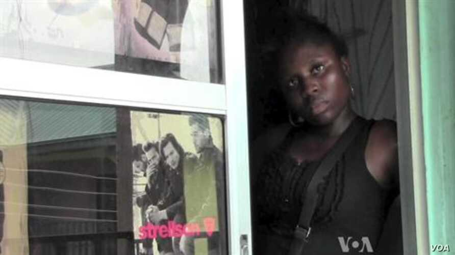 Nigerian Woman Escapes Human Traffickers