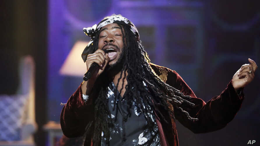 Big Baby D.R.A.M. performs during the BET Hip Hop Awards in Atlanta, Sept. 17, 2016.
