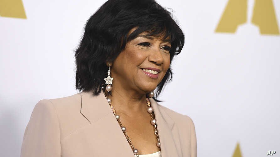 Cheryl Boone Isaacs, president of the Academy of Motion Picture Arts and Sciences, arrives at the 89th Academy Awards Nominees Luncheon at The Beverly Hilton Hotel in Beverly Hills, Calif., Feb. 6, 2017.