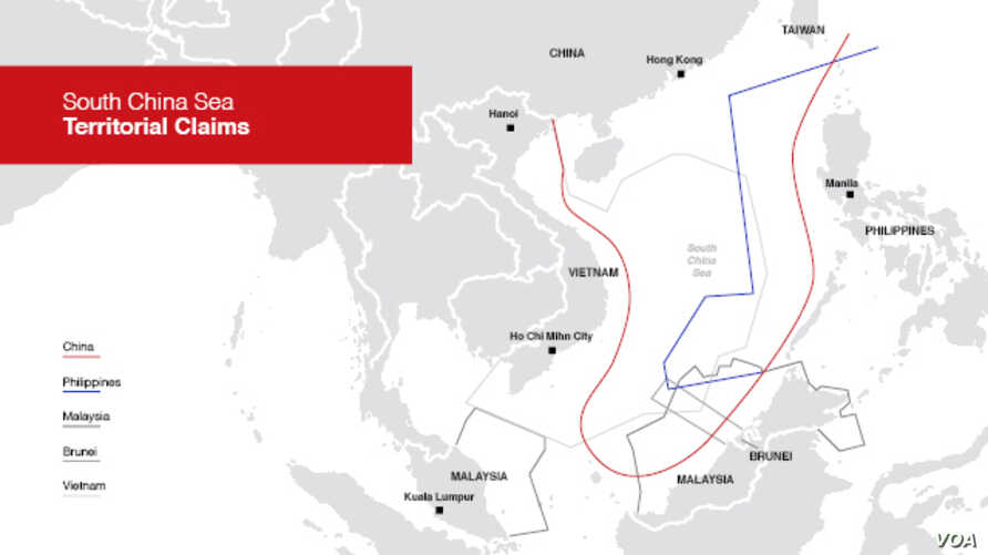 map of china sea Map Discovery Gives China New Tool To Control A Disputed Sea map of china sea